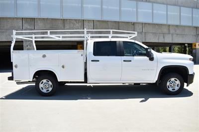 2020 Chevrolet Silverado 2500 Crew Cab 4x2, Royal Service Body Utility #M20872 - photo 7