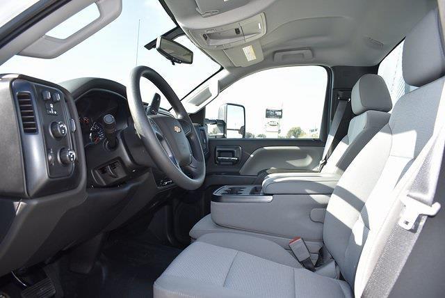 2020 Chevrolet Silverado 5500 Regular Cab DRW 4x4, Martin Contractor Body #M20974 - photo 13