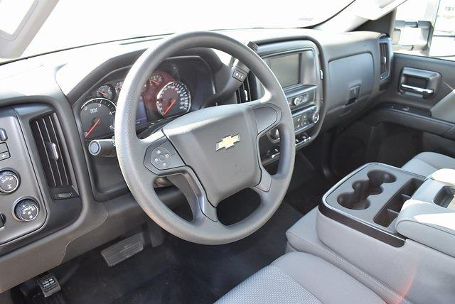 2020 Chevrolet Silverado 5500 Regular Cab DRW 4x4, Martin Contractor Body #M20974 - photo 14