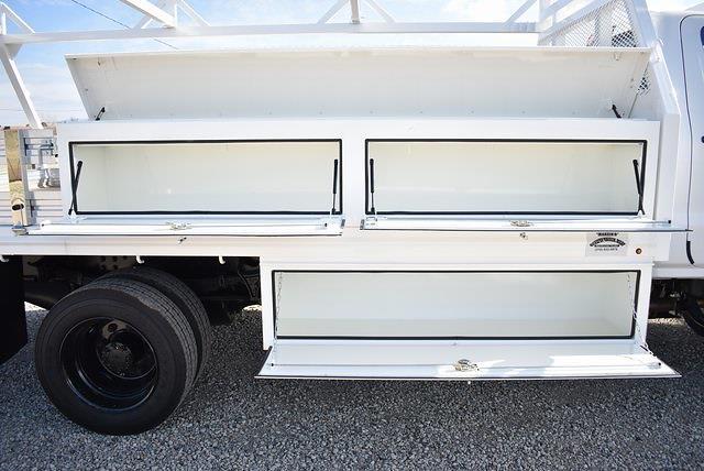 2020 Chevrolet Silverado 5500 Regular Cab DRW 4x4, Martin Contractor Body #M20974 - photo 9