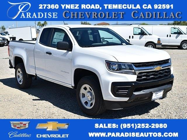 2021 Chevrolet Colorado Extended Cab 4x2, Pickup #M21003 - photo 1