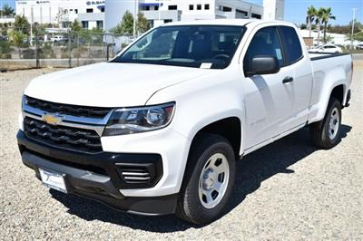 2021 Chevrolet Colorado Extended Cab 4x2, Pickup #M21003 - photo 4