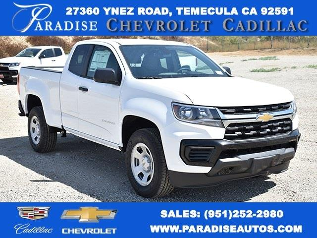 2021 Chevrolet Colorado Extended Cab 4x2, Pickup #M21007 - photo 1