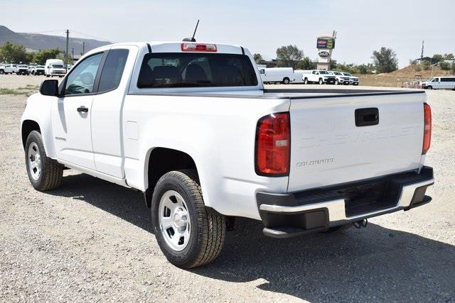 2021 Chevrolet Colorado Extended Cab 4x2, Pickup #M21007 - photo 4