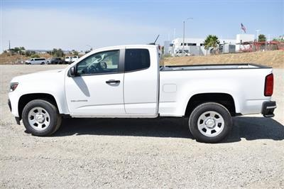 2021 Chevrolet Colorado Extended Cab 4x2, Pickup #M21009 - photo 3