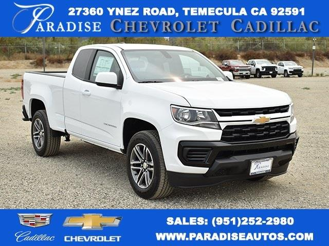 2021 Chevrolet Colorado Extended Cab 4x2, Pickup #M21010 - photo 1