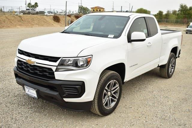 2021 Chevrolet Colorado Extended Cab 4x2, Pickup #M21010 - photo 4