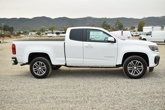 2021 Chevrolet Colorado Extended Cab 4x2, Pickup #M21010 - photo 8