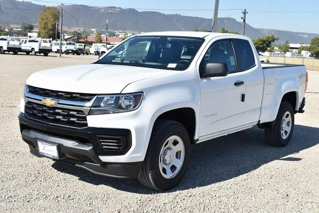 2021 Chevrolet Colorado Extended Cab 4x2, Pickup #M21020 - photo 4