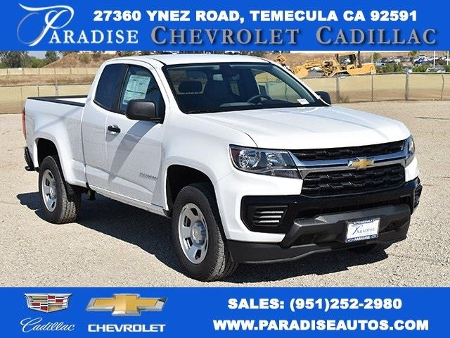 2021 Chevrolet Colorado Extended Cab 4x2, Pickup #M21023 - photo 1