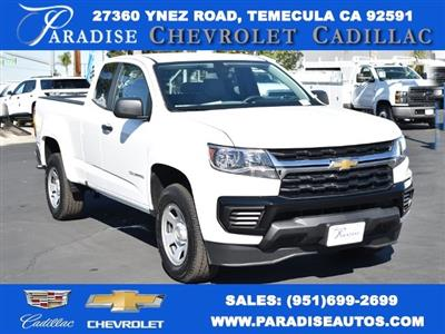2021 Chevrolet Colorado Extended Cab 4x2, Pickup #M21031 - photo 1