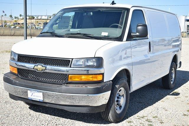 2021 Chevrolet Express 2500 4x2, Empty Cargo Van #M21035 - photo 4
