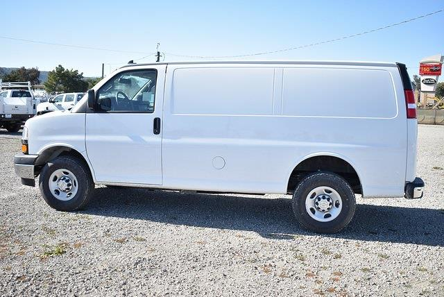 2021 Chevrolet Express 2500 4x2, Empty Cargo Van #M21035 - photo 5