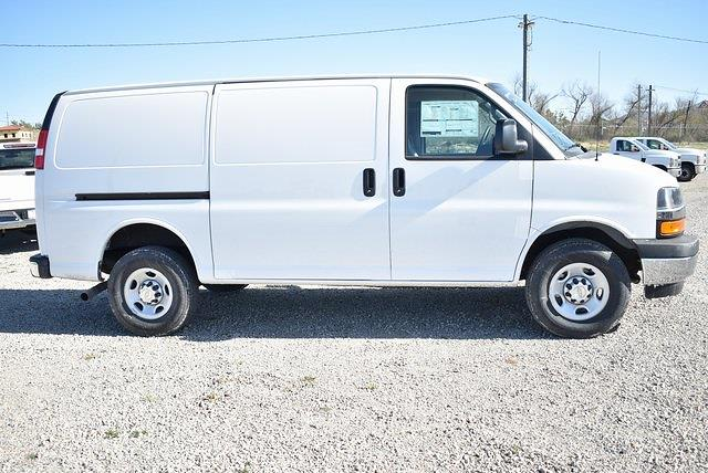 2021 Chevrolet Express 2500 4x2, Empty Cargo Van #M21035 - photo 9