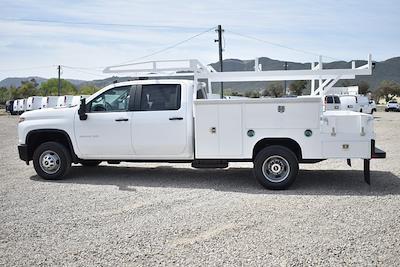 2021 Chevrolet Silverado 3500 Crew Cab 4x2, Harbor ComboMaster Combo Body #M21041 - photo 5