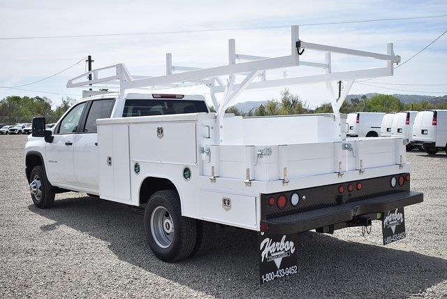 2021 Chevrolet Silverado 3500 Crew Cab 4x2, Harbor ComboMaster Combo Body #M21042 - photo 6