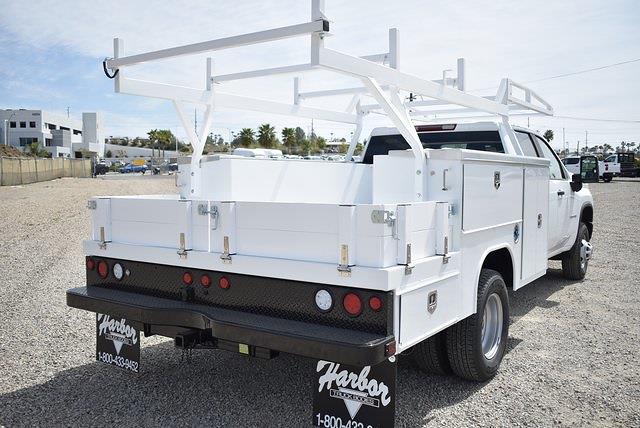2021 Chevrolet Silverado 3500 Crew Cab 4x2, Harbor Combo Body #M21042 - photo 1