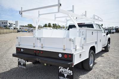 2021 Chevrolet Silverado 3500 Crew Cab 4x2, Harbor ComboMaster Combo Body #M21042 - photo 2