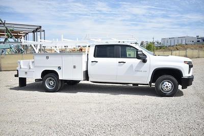 2021 Chevrolet Silverado 3500 Crew Cab 4x2, Harbor ComboMaster Combo Body #M21042 - photo 8