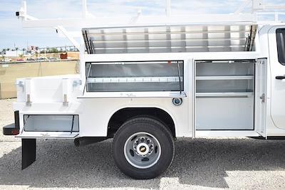 2021 Chevrolet Silverado 3500 Crew Cab 4x2, Harbor ComboMaster Combo Body #M21042 - photo 9