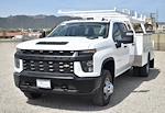 2021 Chevrolet Silverado 3500 Crew Cab 4x2, Harbor ComboMaster Combo Body #M21042 - photo 4