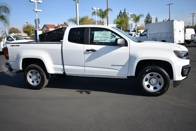 2021 Chevrolet Colorado Extended Cab 4x4, Pickup #M21081 - photo 7