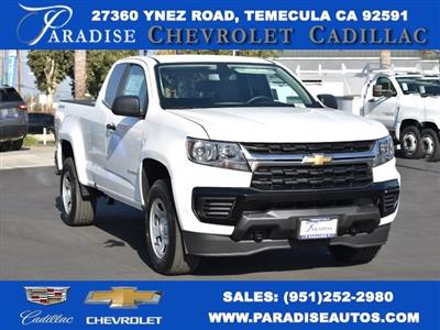 2021 Chevrolet Colorado Extended Cab 4x4, Pickup #M21081 - photo 1