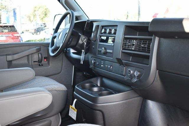 2021 Chevrolet Express 2500 4x2, Adrian Steel Commercial Shelving Upfitted Cargo Van #M21092 - photo 9