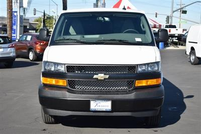 2021 Chevrolet Express 2500 4x2, Adrian Steel Commercial Shelving Upfitted Cargo Van #M21092 - photo 3