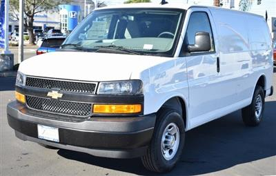 2021 Chevrolet Express 2500 4x2, Adrian Steel Commercial Shelving Upfitted Cargo Van #M21093 - photo 4