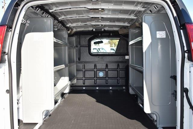 2021 Chevrolet Express 2500 4x2, Adrian Steel Commercial Shelving Upfitted Cargo Van #M21094 - photo 2