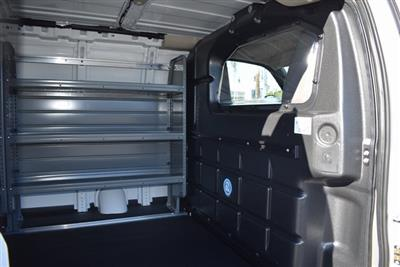 2021 Chevrolet Express 2500 4x2, Adrian Steel Commercial Shelving Upfitted Cargo Van #M21094 - photo 11