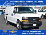 2021 Chevrolet Express 2500 4x2, Adrian Steel Commercial Shelving Upfitted Cargo Van #M21094 - photo 1