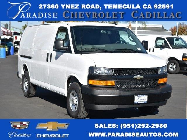 2021 Chevrolet Express 2500 4x2, Adrian Steel Commercial Shelving Upfitted Cargo Van #M21095 - photo 1