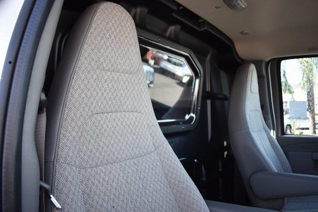 2021 Chevrolet Express 2500 4x2, Adrian Steel Commercial Shelving Upfitted Cargo Van #M21095 - photo 10