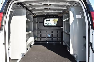 2021 Chevrolet Express 2500 4x2, Adrian Steel Commercial Shelving Upfitted Cargo Van #M21095 - photo 2