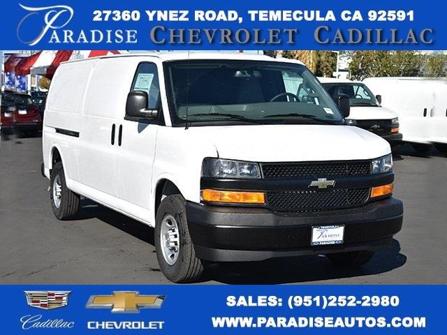2021 Chevrolet Express 2500 4x2, Adrian Steel Upfitted Cargo Van #M21098 - photo 1