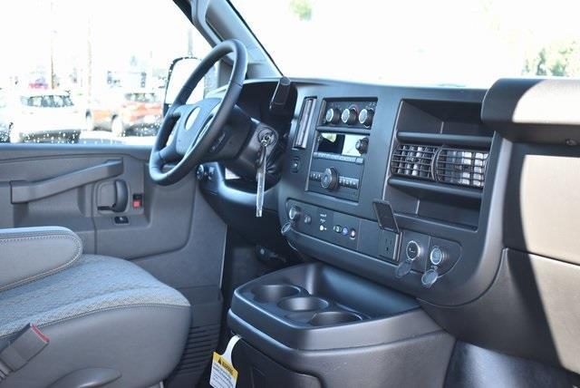 2021 Chevrolet Express 2500 4x2, Adrian Steel Upfitted Cargo Van #M21098 - photo 9