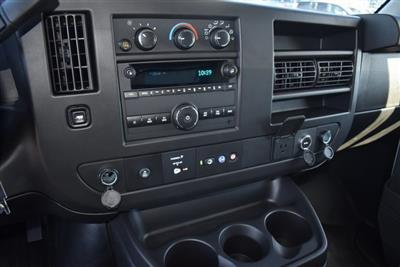 2021 Chevrolet Express 2500 4x2, Adrian Steel Upfitted Cargo Van #M21098 - photo 18