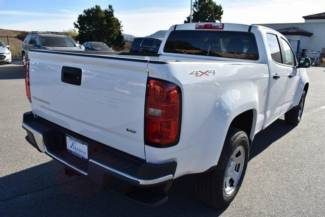 2021 Chevrolet Colorado Crew Cab 4x4, Pickup #M21107 - photo 1