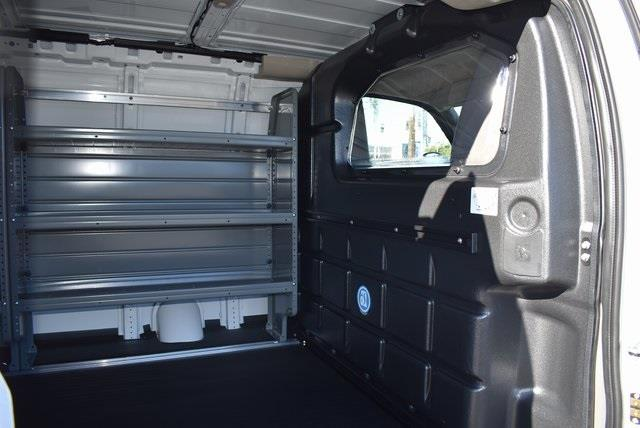 2021 Chevrolet Express 2500 4x2, Adrian Steel Commercial Shelving Upfitted Cargo Van #M21109 - photo 11