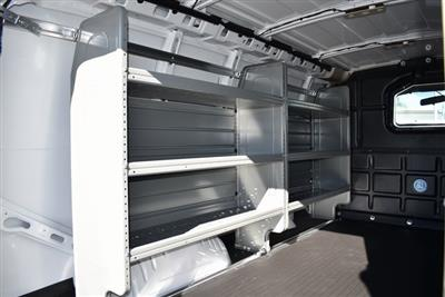 2021 Chevrolet Express 2500 4x2, Adrian Steel Commercial Shelving Upfitted Cargo Van #M21109 - photo 13
