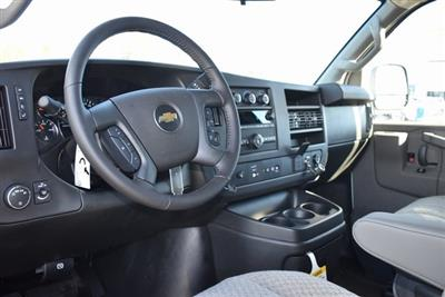 2021 Chevrolet Express 2500 4x2, Adrian Steel Commercial Shelving Upfitted Cargo Van #M21109 - photo 15