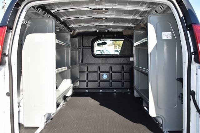 2021 Chevrolet Express 2500 4x2, Adrian Steel Upfitted Cargo Van #M21110 - photo 1