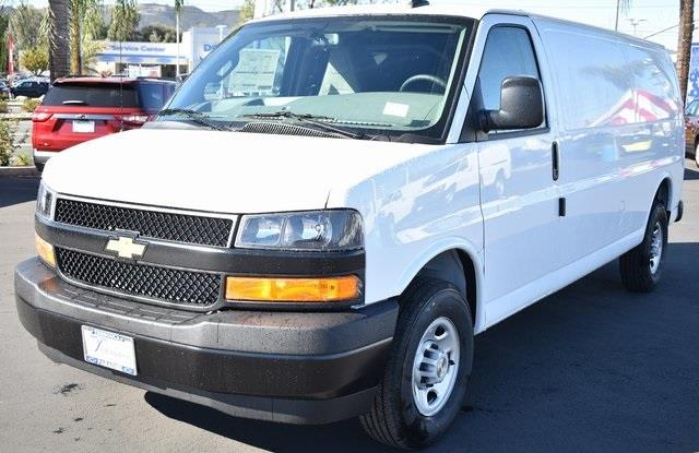 2021 Chevrolet Express 2500 4x2, Adrian Steel Commercial Shelving Upfitted Cargo Van #M21111 - photo 4