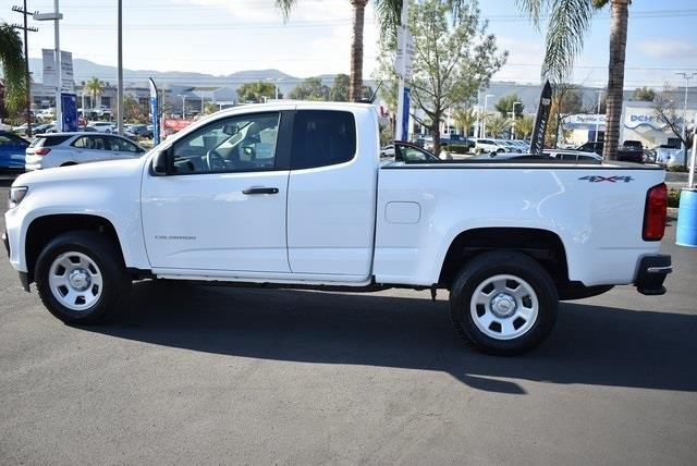 2021 Chevrolet Colorado Extended Cab 4x4, Pickup #M21113 - photo 5