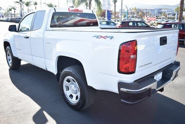 2021 Chevrolet Colorado Extended Cab 4x4, Pickup #M21113 - photo 6
