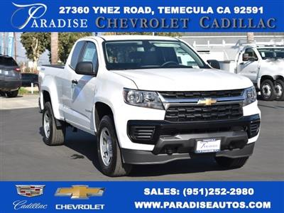 2021 Chevrolet Colorado Extended Cab 4x4, Pickup #M21113 - photo 1