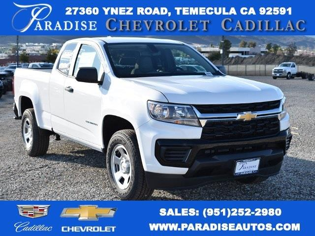 2021 Chevrolet Colorado Extended Cab 4x2, Pickup #M21115 - photo 1