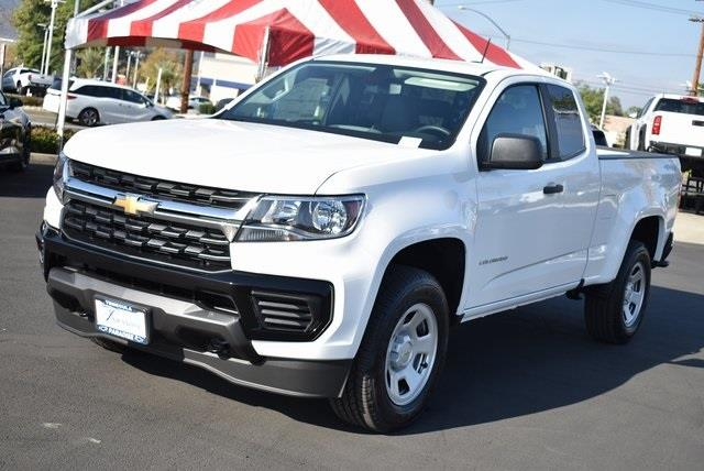 2021 Chevrolet Colorado Extended Cab 4x4, Pickup #M21117 - photo 4